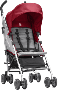 BABY JOGGER Golfky Vue Lite 2016 - Cherry
