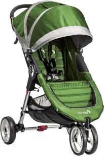 BABY JOGGER Kočárek City Mini 2016 - Lime/Gray