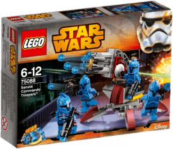 LEGO® Star Wars TM Senate Commando Troopers™
