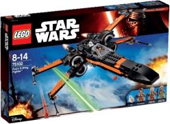 LEGO® Star Wars 75102 Poe's X-Wing Fighter™ (Poeova stíhačka X-Wing)