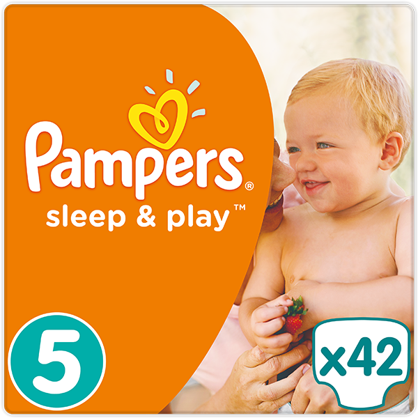 Pampers Sleep&play junior 11-25kg 42ks + 5 % cashback při platbě s Twisto