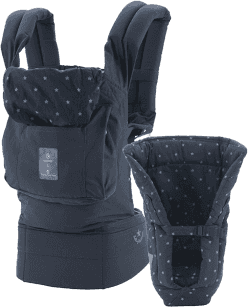 ERGOBABY Set Bundle of Joy Lucky Blue Star + 5 % cashback při platbě s Twisto
