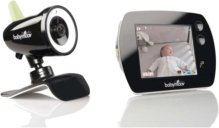 BABYMOOV Touch Screen 2015 – video chůvička
