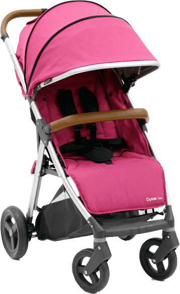 BABYSTYLE Oyster Zero 2017 Wow Pink