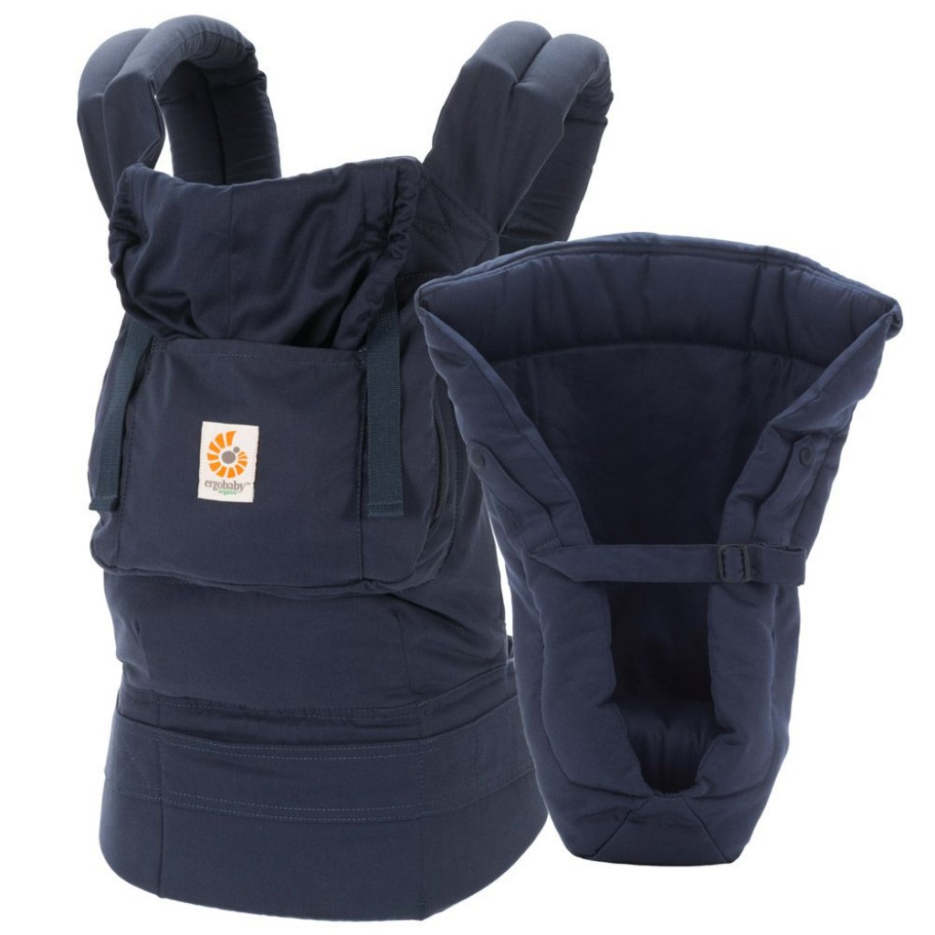 ERGOBABY Set Bundle of Joy Organic Navy