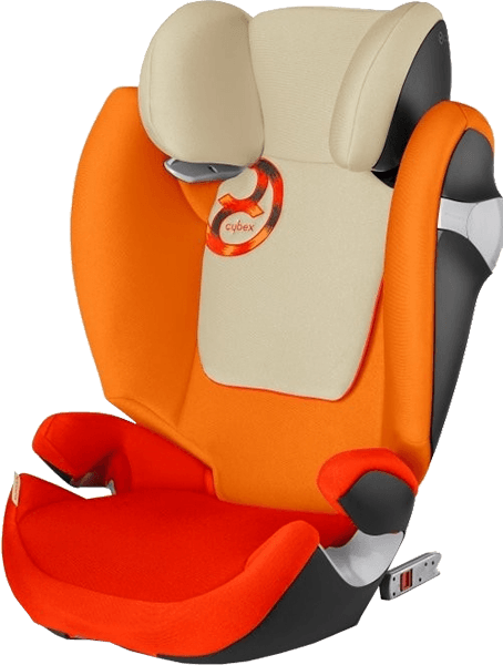 CYBEX Solution M autosedačka (15-36kg) 2016 Autumn Gold