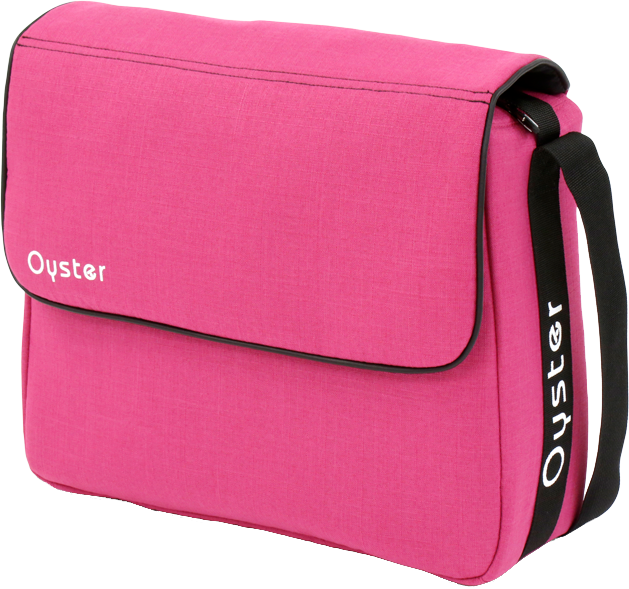 BabyStyle Oyster taška Wow Pink
