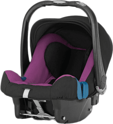 Römer Baby-Safe plus SHR 2 2014 Cool Berry