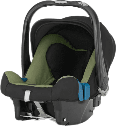 Römer Baby-Safe plus SHR 2 2014 - Cactus Green