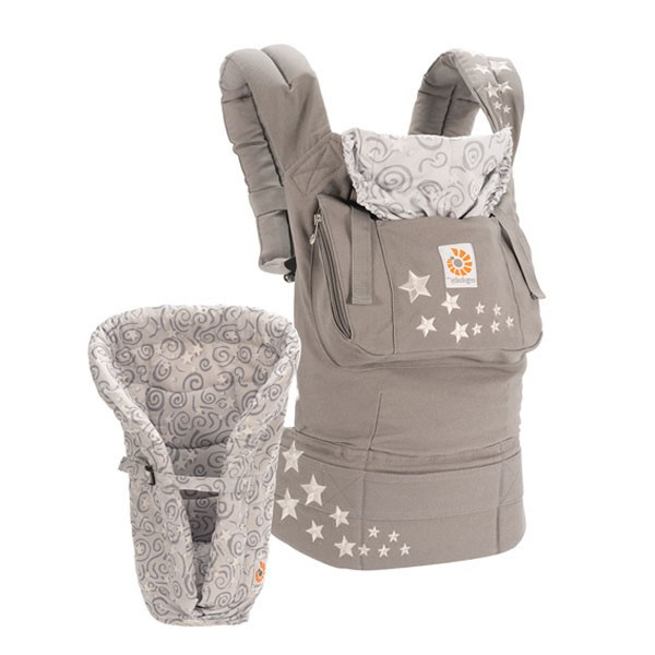 ERGOBABY Set Bundle of Joy Original Galaxy Grey