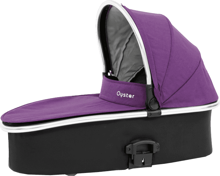 BabyStyle Oyster 2/Max/Zero colour pack hluboký díl Wild Purple