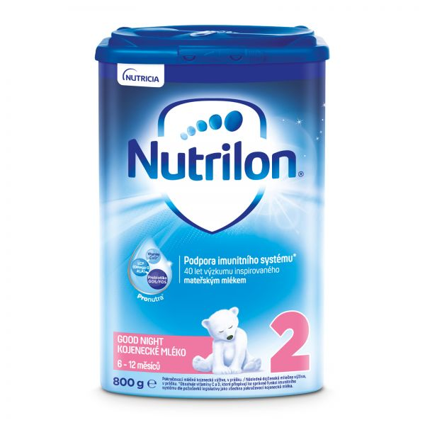 Nutricia Nutrilon 2 Pronutra Good Night 800 g