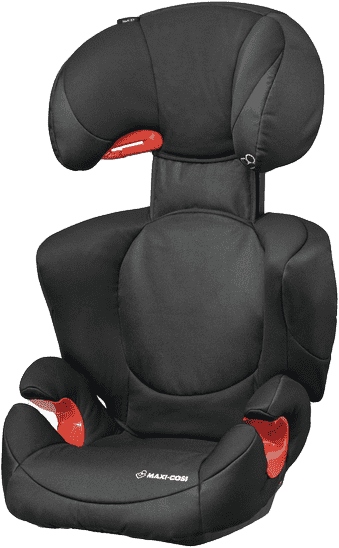 MAXI-COSI Autosedačka Rodi XP (15-36 kg) – Night Black 2018