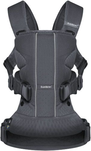 BABYBJÖRN Nosítko ONE Air Mesh – Anthracite
