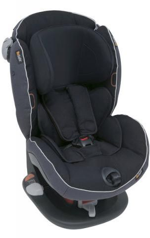 BeSafe iZi Comfort X3 2018 Midnight Black