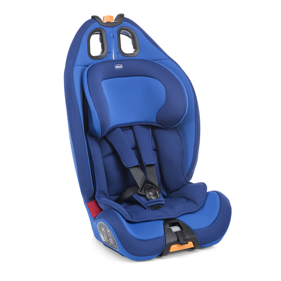 CHICCO Autosedačka Gro-up 123 (9-36 kg) - POWER BLUE
