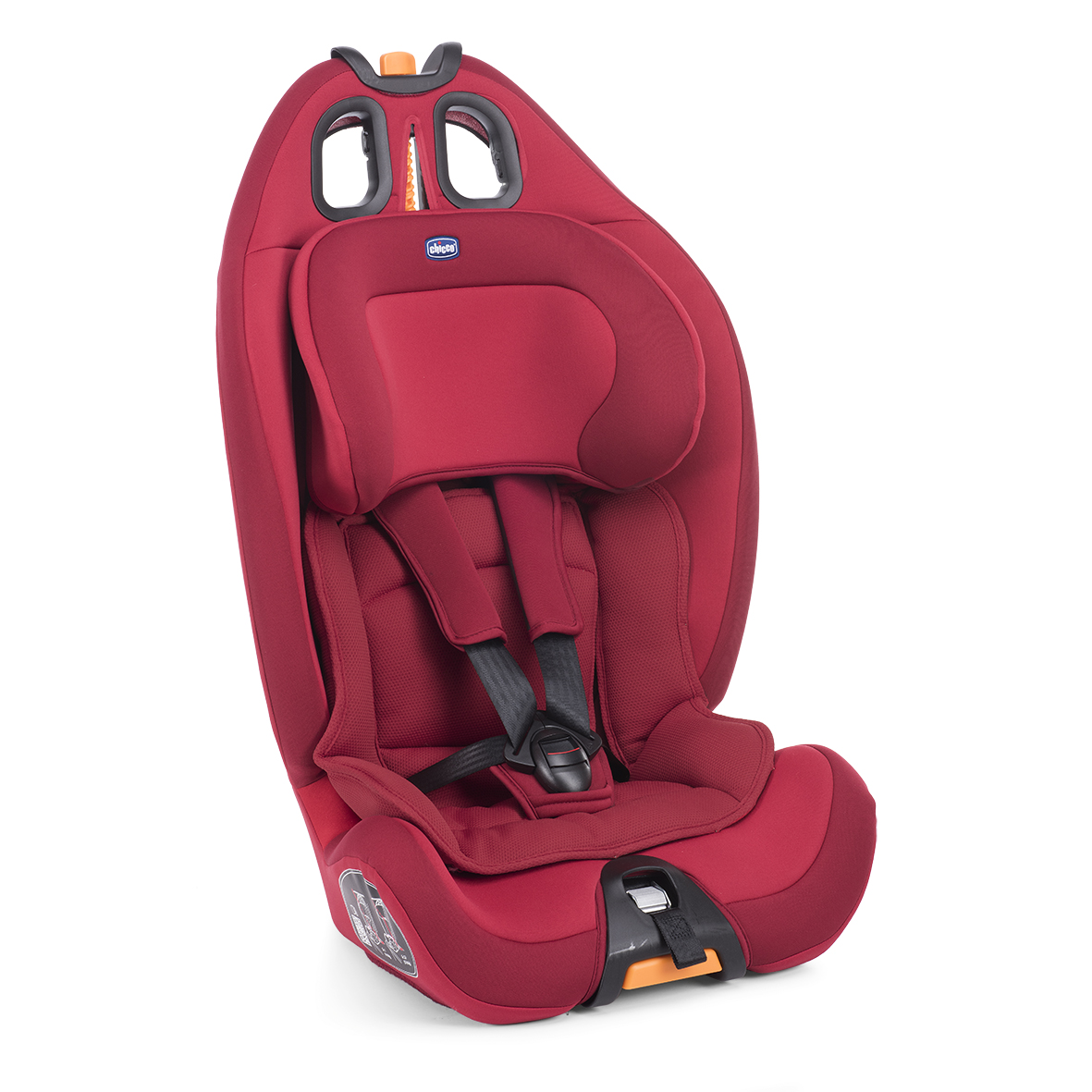 CHICCO Autosedačka Gro-up 123 (9-36 kg) - RED PASSION