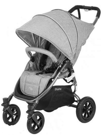 Valco baby Snap 4 Tailor Made Sport grey marle 2019