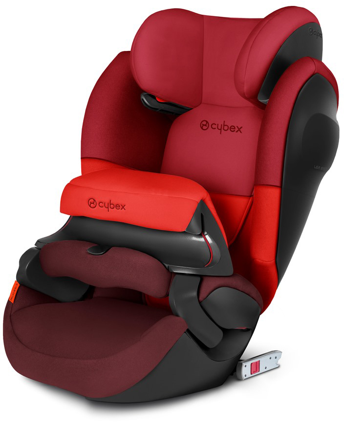 CYBEX Autosedačka Pallas M-FIX SL (9-36 kg) Rumba Red 2018