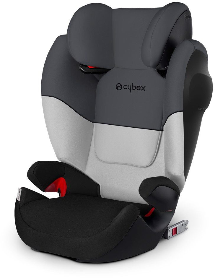 CYBEX Autosedačka Solution M-FIX SL (15-36 kg) – Grey Rabbit 2018