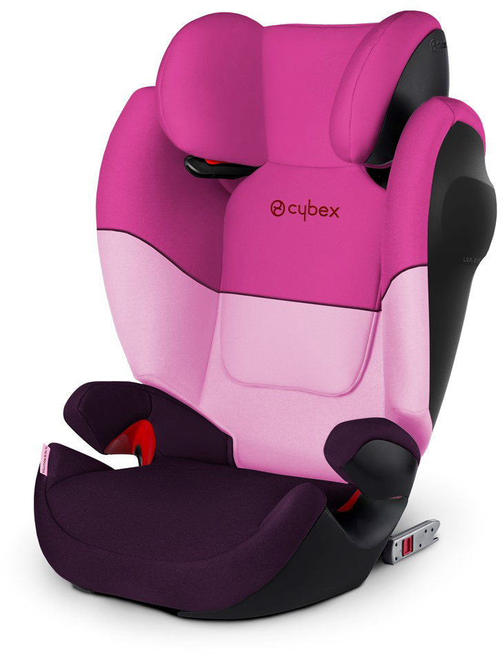 CYBEX Autosedačka Solution M-FIX SL (15-36 kg) Purple Rain 2018