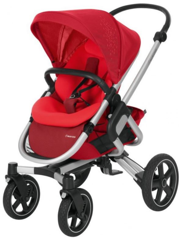 MAXI-COSI Nova 3 Outdoor Vivid Red 2018