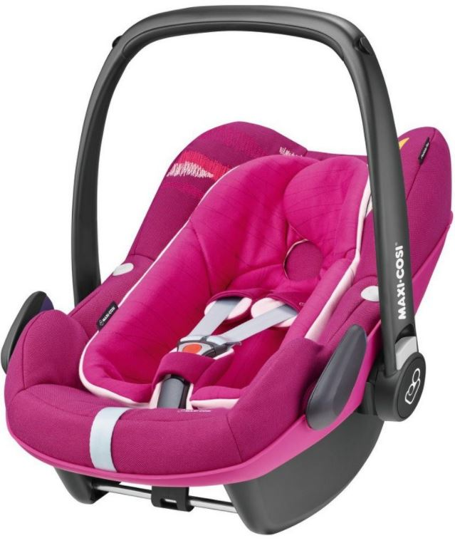 MAXI-COSI Autosedačka Pebble Plus (0-13 kg) – Frequency Pink 2018