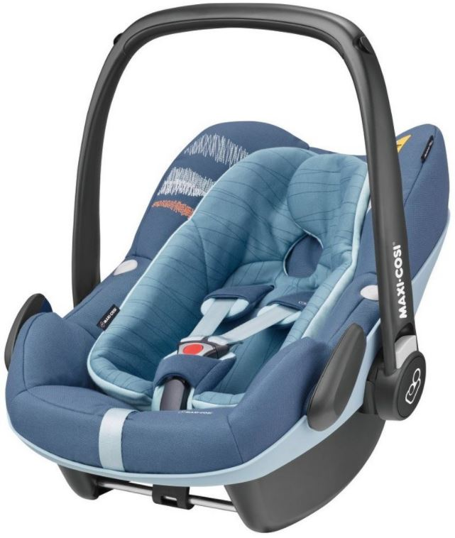 MAXI-COSI Autosedačka Pebble Plus (0-13 kg) – Frequency Blue 2018