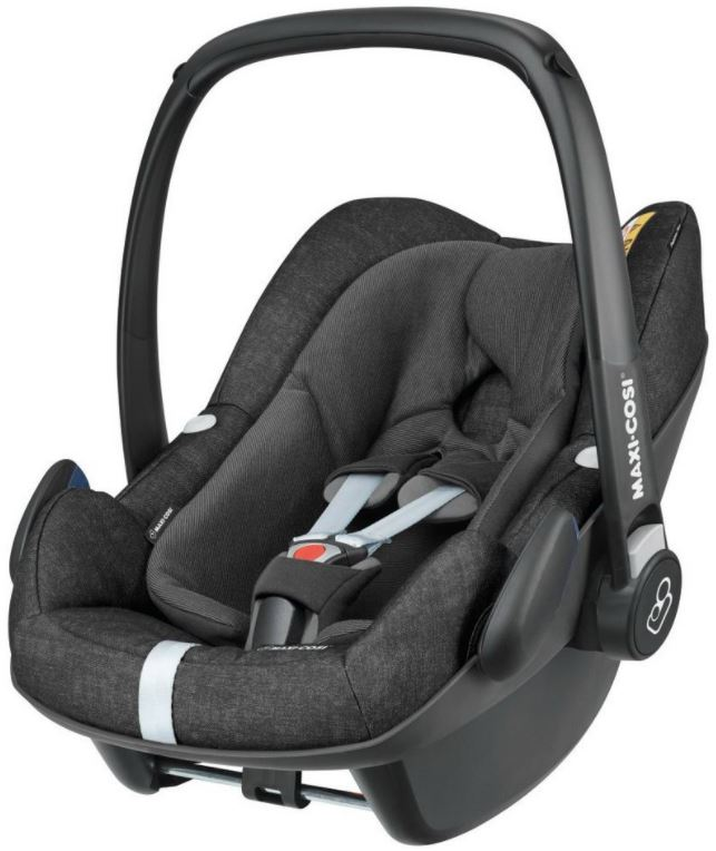 MAXI-COSI Autosedačka Pebble Plus (0-13 kg) – Nomad Black 2018