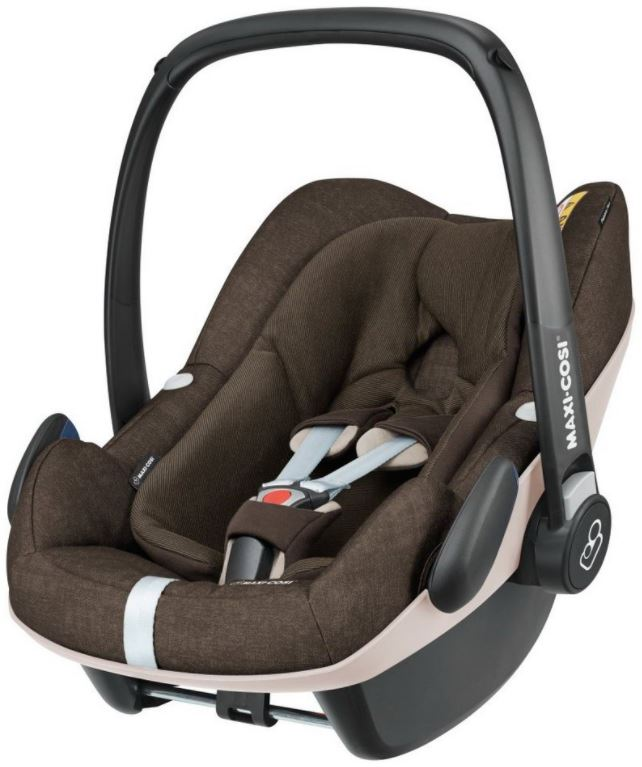 MAXI-COSI Autosedačka Pebble Plus (0-13 kg) – Nomad Brown 2018