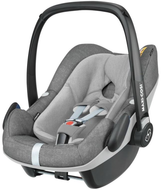 MAXI-COSI Autosedačka Pebble Plus (0-13 kg) – Nomad Grey 2018