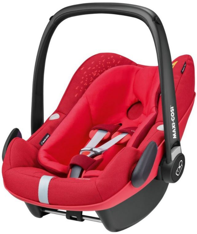 MAXI-COSI Autosedačka Pebble Plus (0-13 kg) – Vivid Red 2018