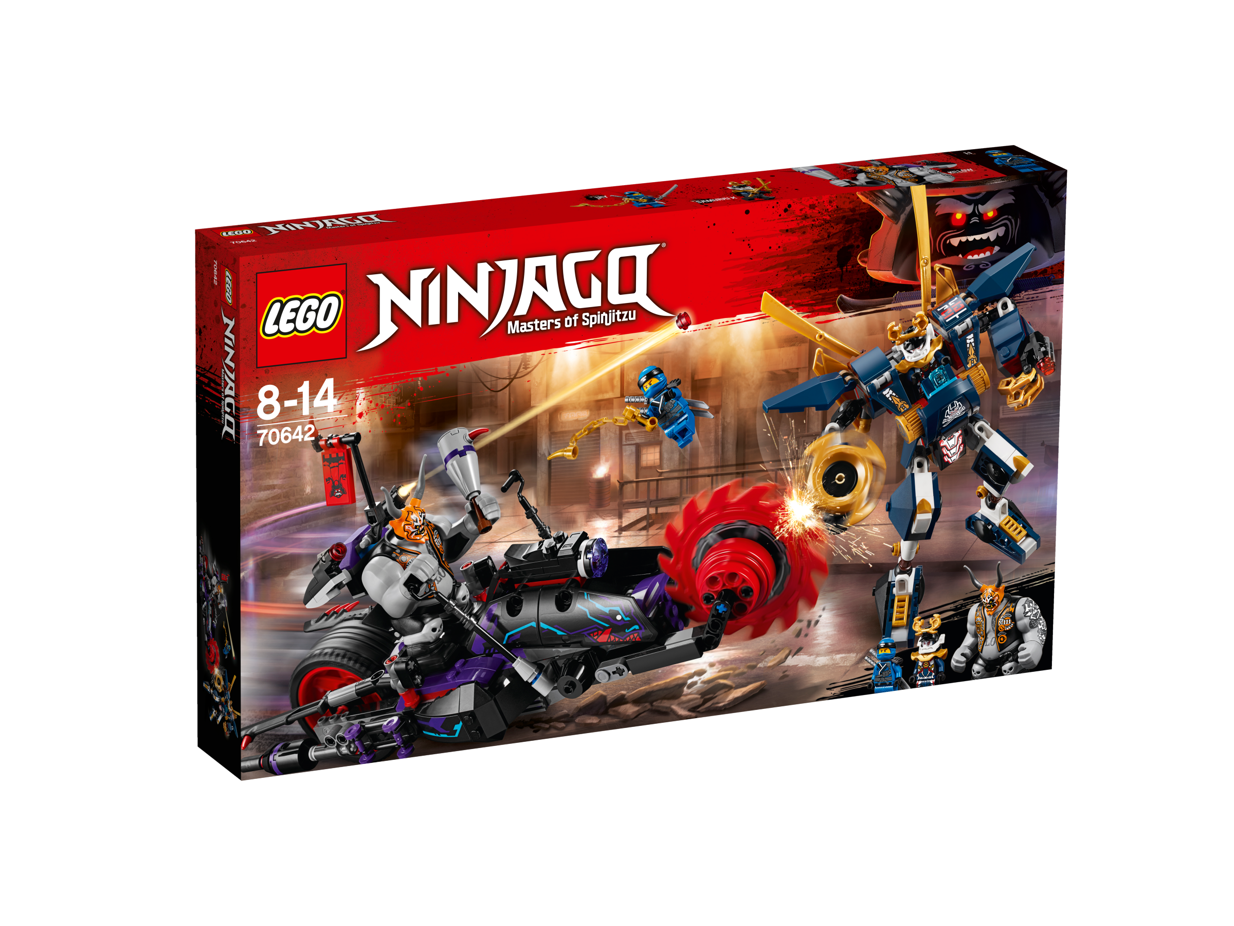 LEGO® Ninjago 70642 Killow vs. Samuraj X