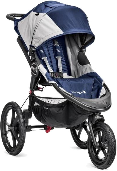 Baby Jogger Summit X 3 2017 cobalt/gray