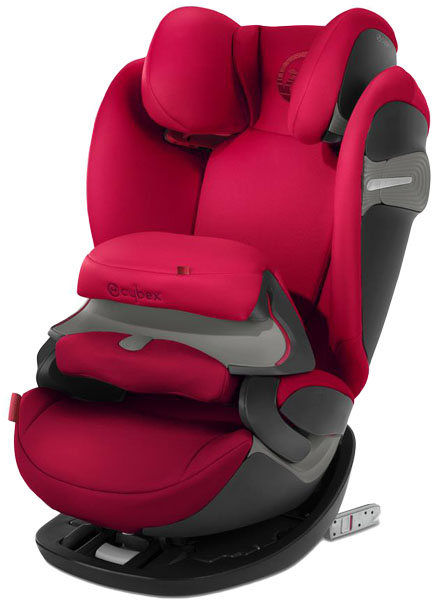 CYBEX Autosedačka Pallas S-fix (9-36kg) Rebel Red 2018