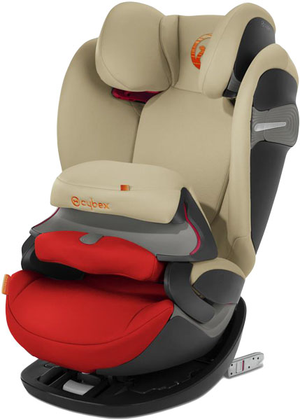 CYBEX Autosedačka Pallas S-fix (9-36kg) Autumn Gold 2018