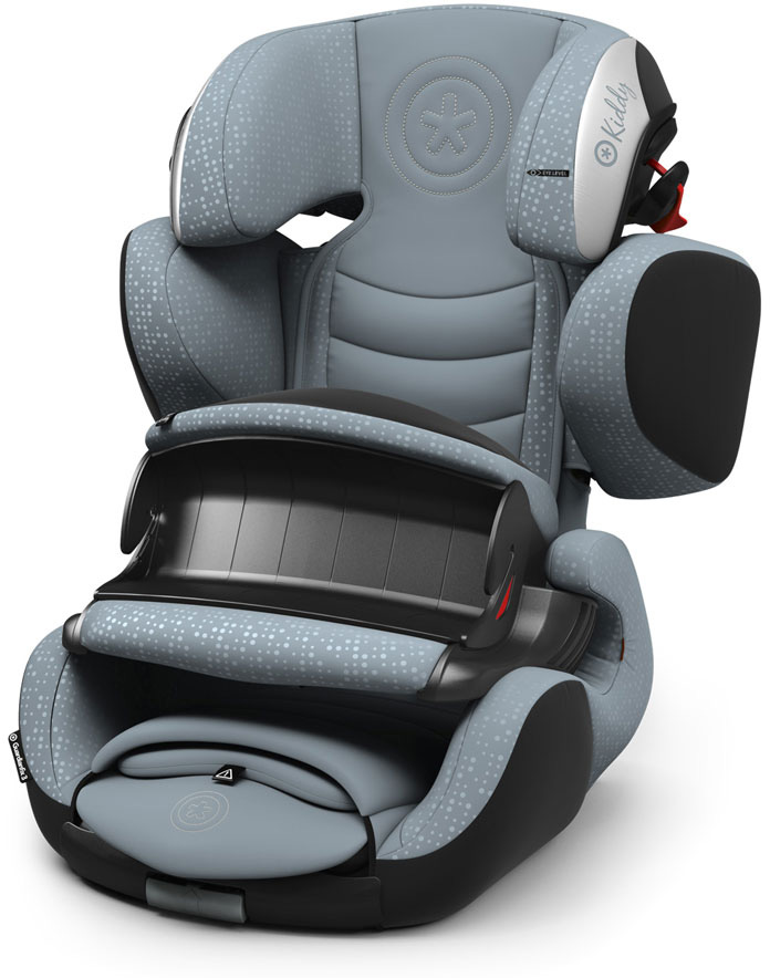 Kiddy Guardianfix 3 2018 Polar Grey