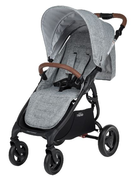 Valco Baby Snap 4 Trend Tailor Made Grey Marle 2018