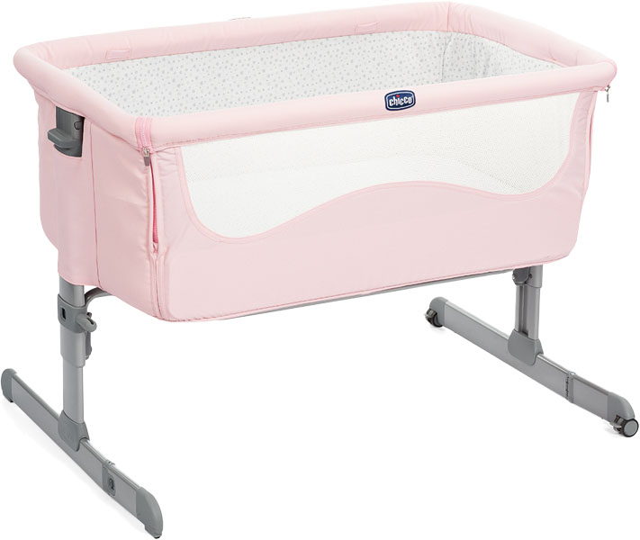 CHICCO Postýlka Next2Me - French Rose