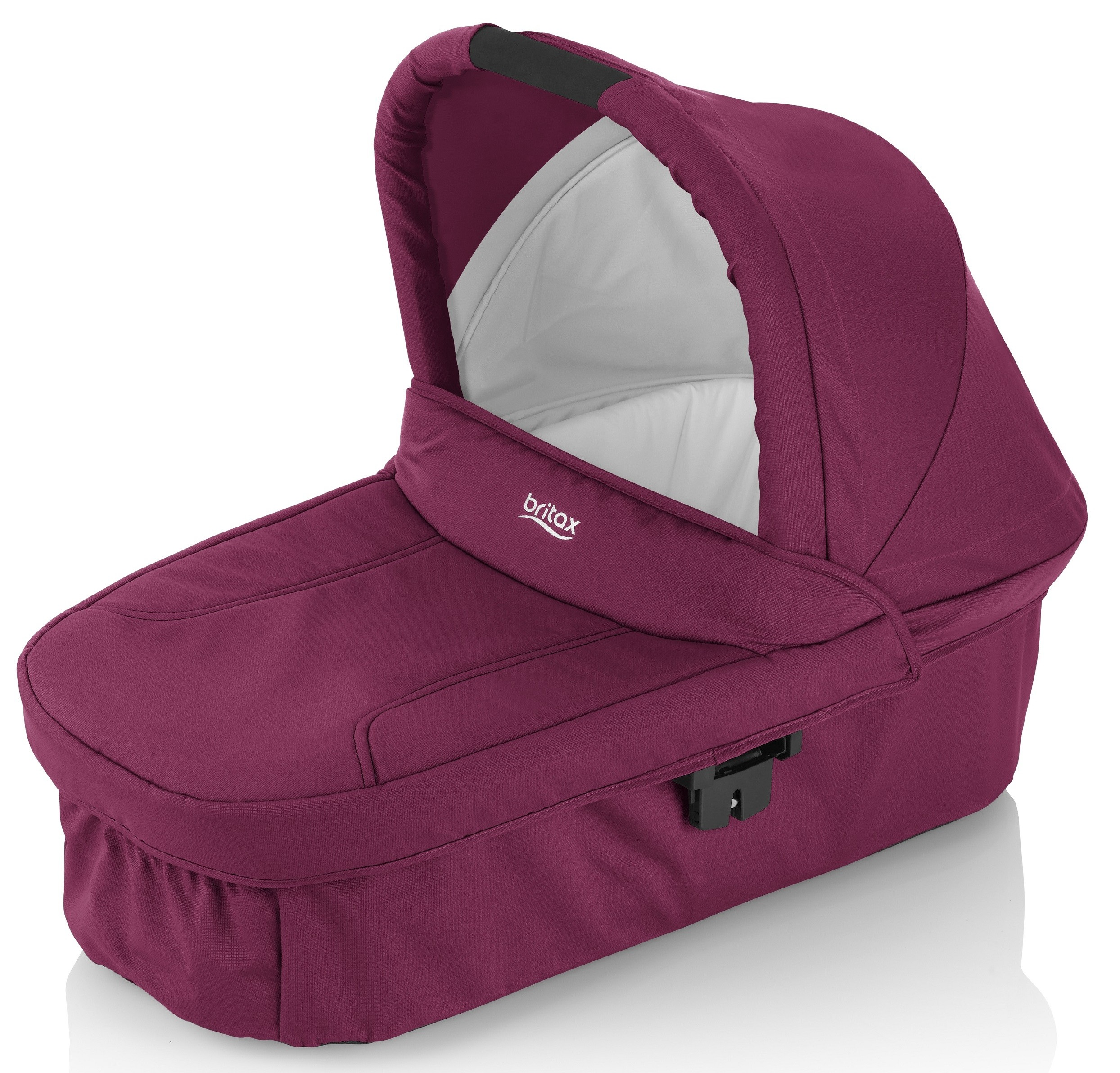 BRITAX Hluboká korba B-Agile/B-Motion/Smile/B-Ready – Wine Red 2018