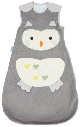 GRO Vak spací Ollie The Owl 6-18m 2,5 tog