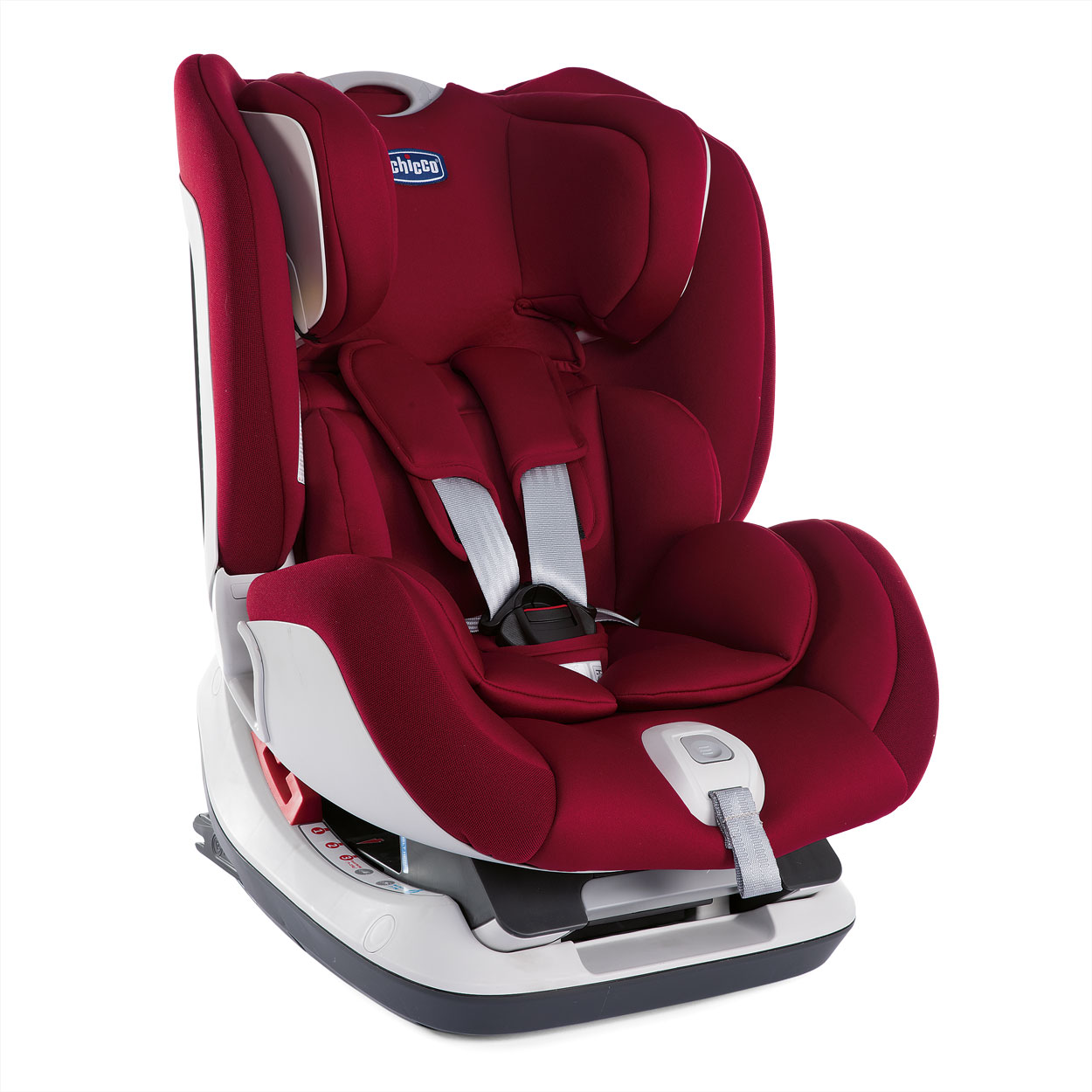 CHICCO Autosedačka Seat UP (0-25 kg) - Red Passion - ! CHICCO Seat UP 2019 red passion