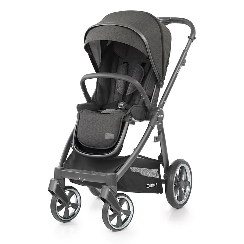 BABYSTYLE OYSTER 3 City Grey 2019 Pepper