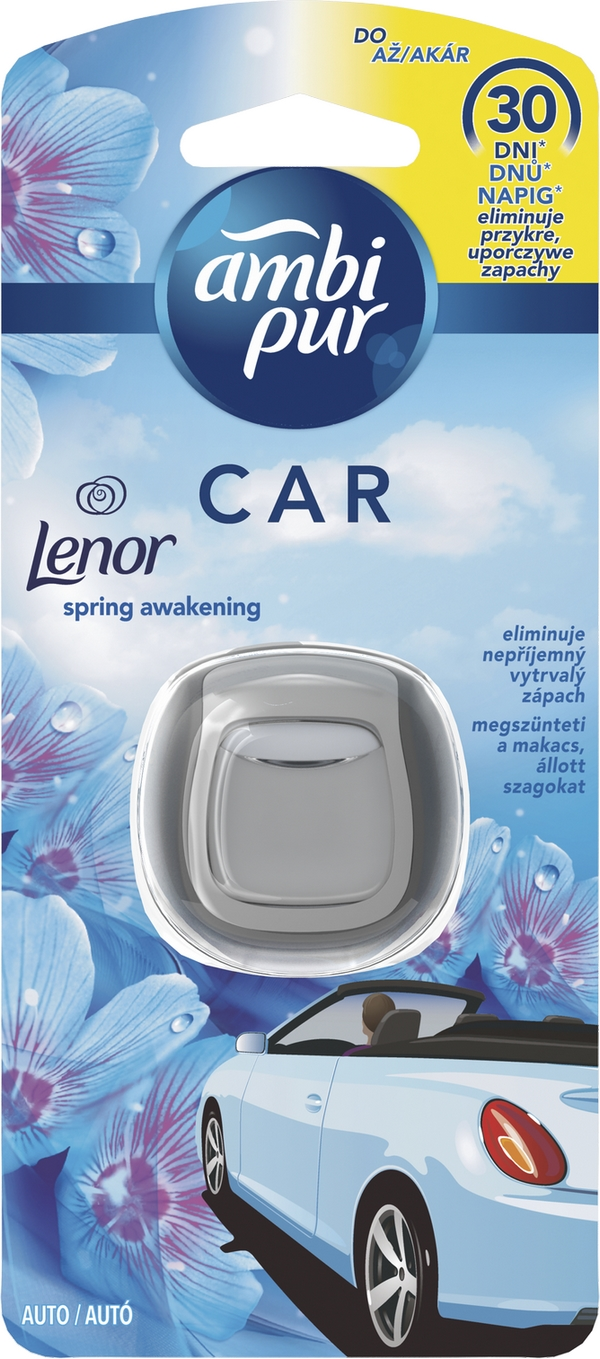 AMBI PUR Car Lenor Spring 2 ml