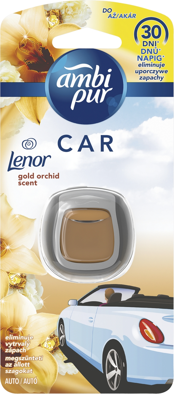 AMBI PUR Car Lenor Gold Orchid 2 ml