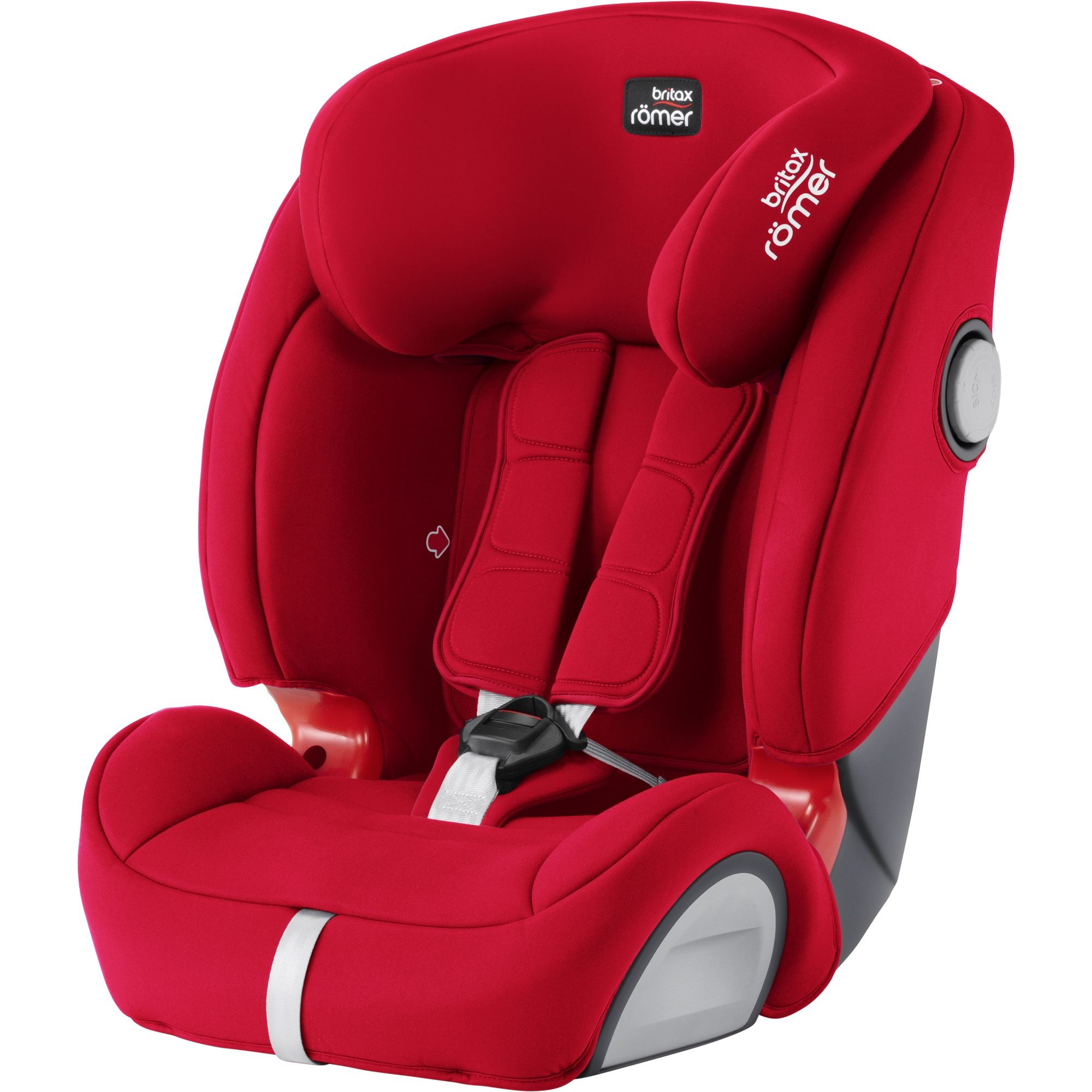 BRITAX RÖMER EVOLVA 1-2-3 SL SICT 2020 Fire Red